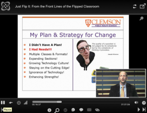 Flipping the Classroom Video