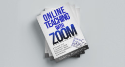 online teaching with Zoom book cover